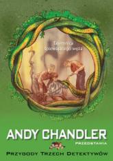 Tajemnica śpiewającego węża Tom 16 - Andy Chandler   mała okładka