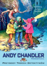 Tajemnica Jeziora Duchów Tom 18 - Andy Chandler   mała okładka