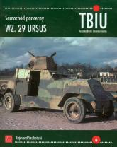 Samochód pancerny W. 29 URSUS - Rajmund Szubański   mała okładka