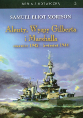 Aleuty Wyspy Gilberta i Marshalla /karton/ - Morison Samuel Eliot | mała okładka