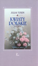 Kwiaty polskie fragmenty z płytą CD - Julian Tuwim | mała okładka