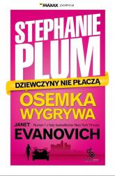 Stephanie Plum Ósemka wygrywa - Janet Evanovich | mała okładka