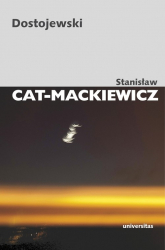 Dostojewski - Stanisław Cat-Mackiewicz | mała okładka