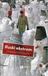 Ruski ekstrem - Boris Reitschuster | mała okładka
