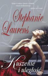 Kuszenie i uległość - Stephanie Laurens | mała okładka
