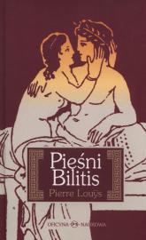 Pieśni Bilitis - Pierre Louys | mała okładka
