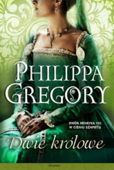 Dwie królowe - Philippa Gregory | mała okładka