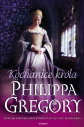 Kochanice króla - Philippa Gregory | mała okładka