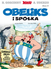 Asteriks Obeliks i spółka Tom 23 - Goscinny Rene, Uderzo Albert | mała okładka