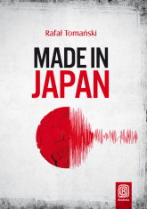 Made in Japan - Rafał Tomański | mała okładka