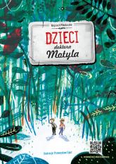 Dzieci doktora Motyla - Wojciech Mikołuszko   mała okładka