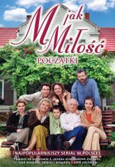 M jak miłość - Marcin Mastalerz | mała okładka