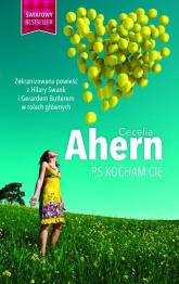 PS Kocham Cię - Cecelia Ahern | mała okładka