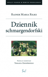 Dziennik schmargendorfski - Rilke Rainer Maria | mała okładka