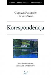 Korespondencja - Flaubert Gustave, Sand George | mała okładka