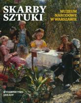 Skarby sztuki Muzeum Narodowe w Warszawie -  | mała okładka