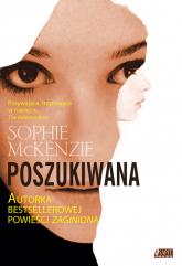 Poszukiwana - Sophie McKenzie | mała okładka