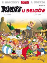 Asteriks u Belgów Tom 24 - Goscinny Rene, Uderzo Albert | mała okładka