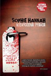 Niewygodna prawda - Sophie Hannah | mała okładka