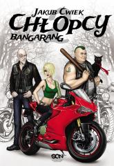 Chłopcy 2 Bangarang - Jakub Ćwiek | mała okładka
