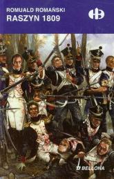 Raszyn 1809 - Romuald Romański | mała okładka
