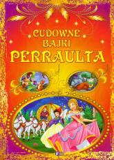 Cudowne bajki Perraulta -    mała okładka