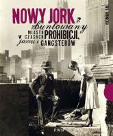 Nowy Jork zbuntowany Miasto w czasach prohibicji, jazzu i gangsterów - Ewa Winnicka | mała okładka