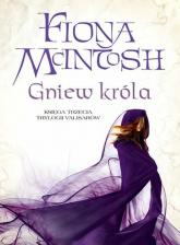 Gniew króla Tom 3 - Fiona McIntosh   mała okładka