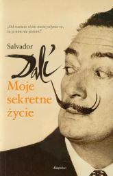 Moje sekretne życie - Salvador Dali | mała okładka