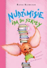Nudzimisie idą do szkoły - Rafał Klimczak   mała okładka