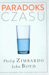 Paradoks czasu - Zimbardo Philip, Boyd John | mała okładka