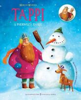 Tappi i pierwszy śnieg - Marcin Mortka | mała okładka