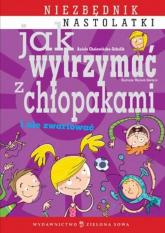Jak wytrzymać z chłopakami i nie zwariować - Aniela Cholewińska-Szkolik   mała okładka