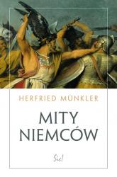 Mity Niemców - Herfried Munkler | mała okładka