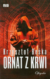 Ornat z krwi - Krzysztof Beśka | mała okładka