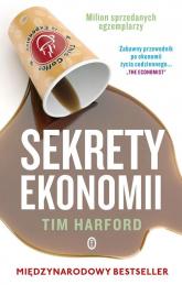 Sekrety ekonomii - Tim Harford   mała okładka