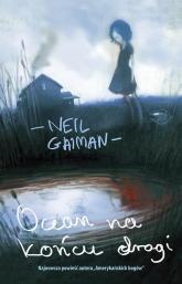 Ocean na końcu drogi - Neil Gaiman | mała okładka