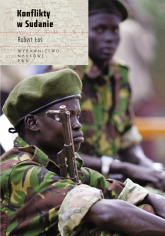 Konflikty w Sudanie - Robert Łoś | mała okładka