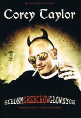 Siedem grzechów głównych - Corey Taylor | mała okładka