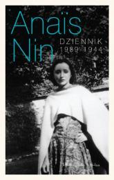 Dziennik 1939-1944 - Anais Nin   mała okładka