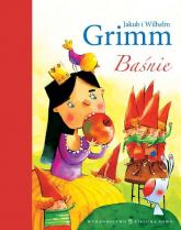 Baśnie Braci Grimm - Grimm Jacob, Grimm Wilhelm   mała okładka