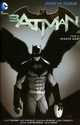 Batman Miasto Sów t.2 - Snyder Scott, Capullo Greg, Glapion Jonathan | mała okładka
