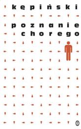 Poznanie chorego - Antoni Kępiński | mała okładka
