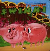 Przyjaciele z zagrody Świnki - Izabela Jędraszek | mała okładka