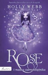 Rose i maska czarnoksiężnika - Holly Webb | mała okładka