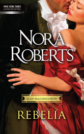 Rebelia - Nora Roberts | mała okładka