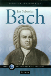 Jan Sebastian Bach - Jarosław Iwaszkiewicz | mała okładka