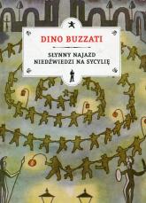 Słynny najazd niedźwiedzi na Sycylię - Dino Buzzati | mała okładka
