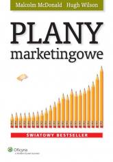 Plany marketingowe - McDonald Malcolm, Wilson Hugh | mała okładka
