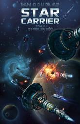 Star Carrier Tom 3 Osobliwość - Ian Douglas | mała okładka